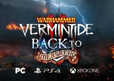 Warhammer: Vermintide 2 – Back to Ubersreik DLC [REVIEW]