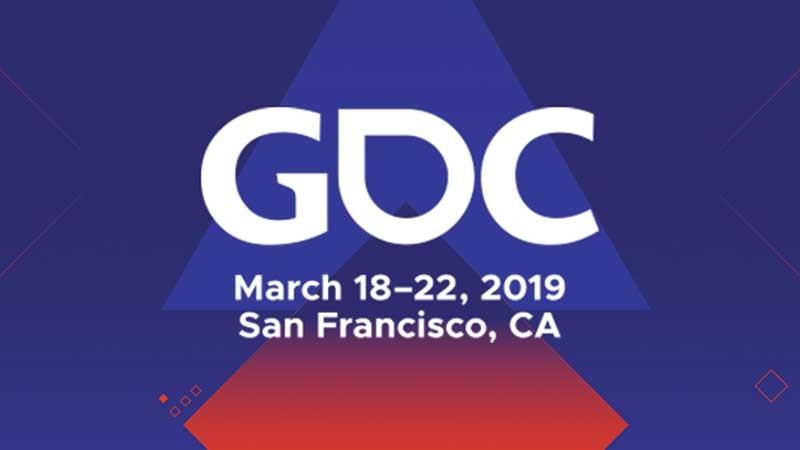 GDC 2019 logo