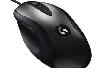 Logitech G presenta MX518 Gaming Mouse