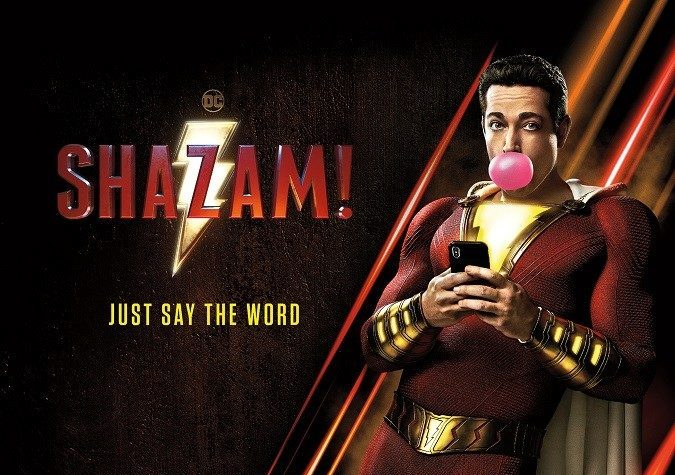 shazam head