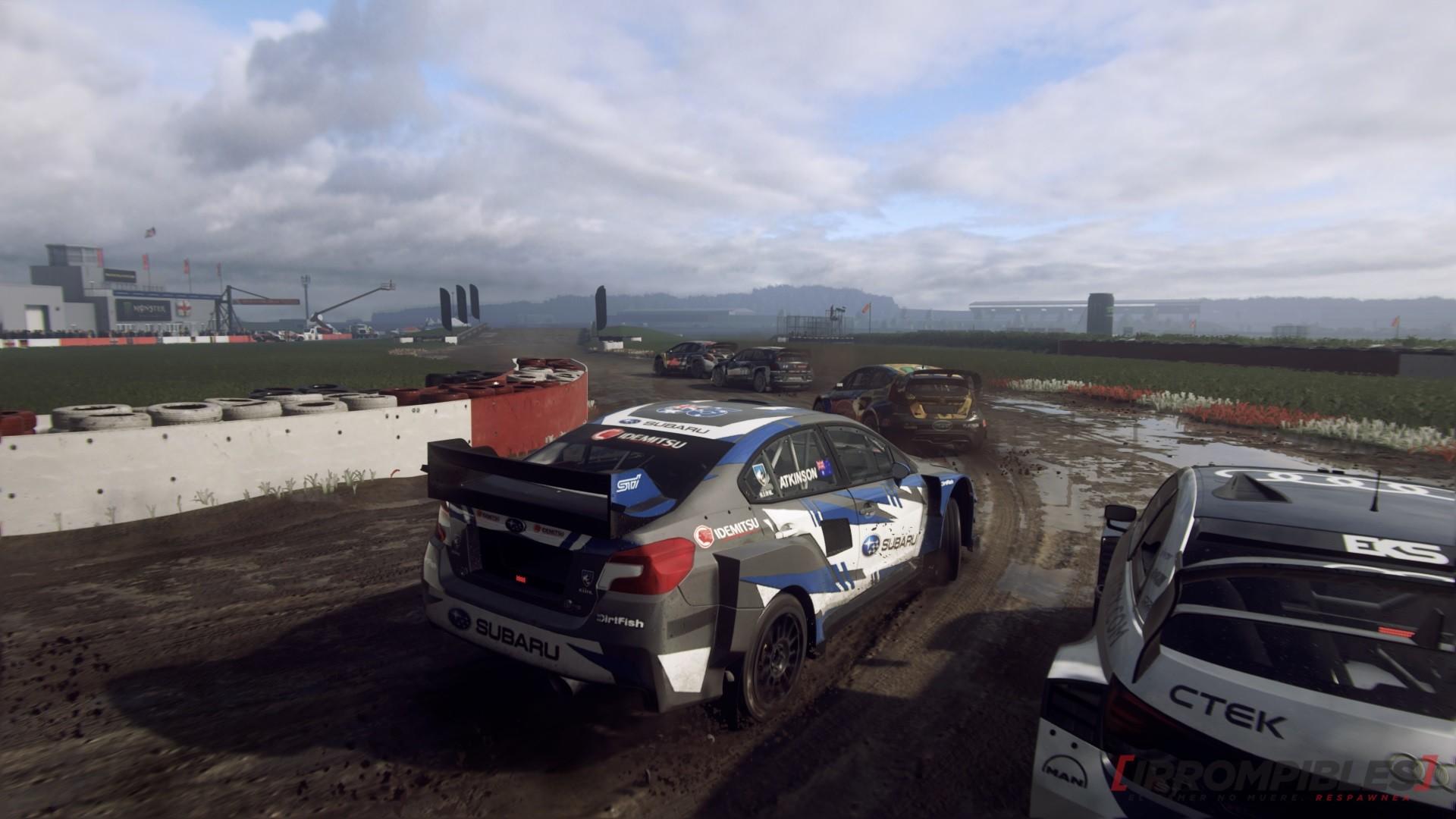 Rallycross, no me olvides
