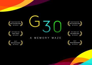 G30 – A Memory Maze [REVIEW]