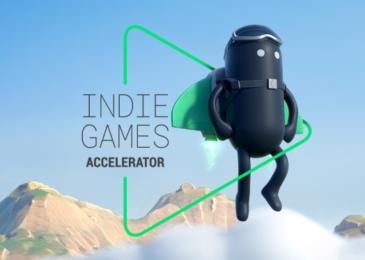 Google abre la convocatoria al Indie Games Accelerator 2019
