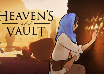 Heaven's Vault [REVIEW]