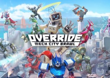 Override: Mech City Brawl [REVIEW]