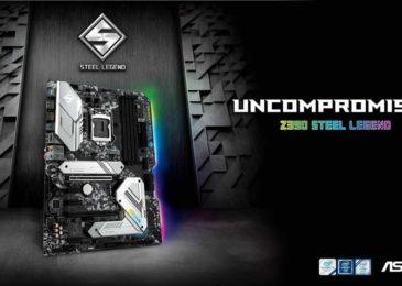 ASRock refuerza su línea Steel Legend con un nuevo motherboard Z390