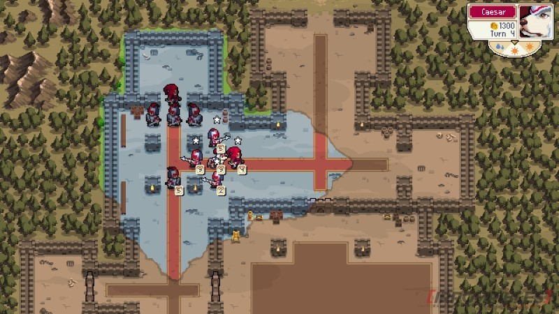 Wargroove tole tole