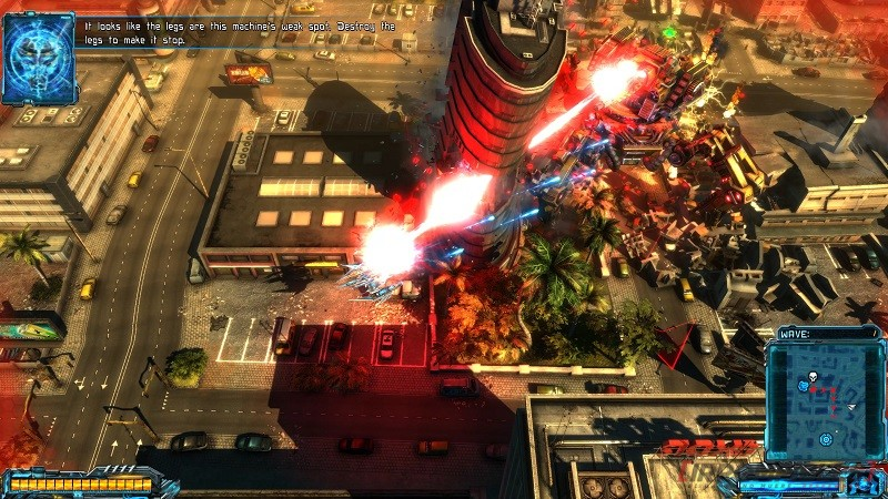 X-Morph: Defense destr