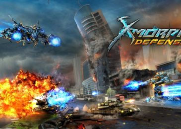 X-Morph: Defense [REVIEW]