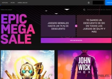 Epic Mega Sale ofertas