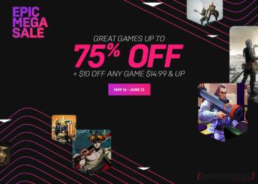 Epic Mega Sale: primera vez en el amor