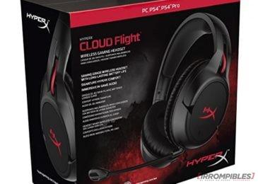 Cloud Flight: HyperX lanza en Argentina su primer auricular inalámbrico.