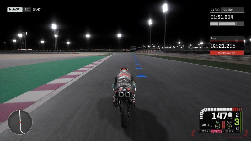 MotoGP19 pista