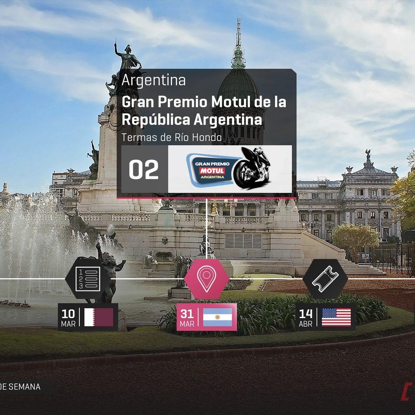 MotoGP19 arg