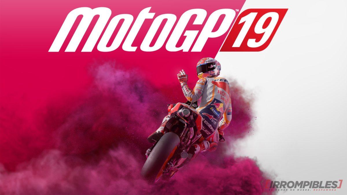 MotoGP19 head