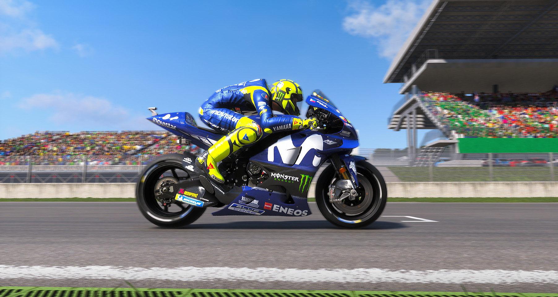 MotoGP19 modo foto