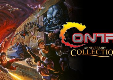 Contra Anniversary Collection [REVIEW]