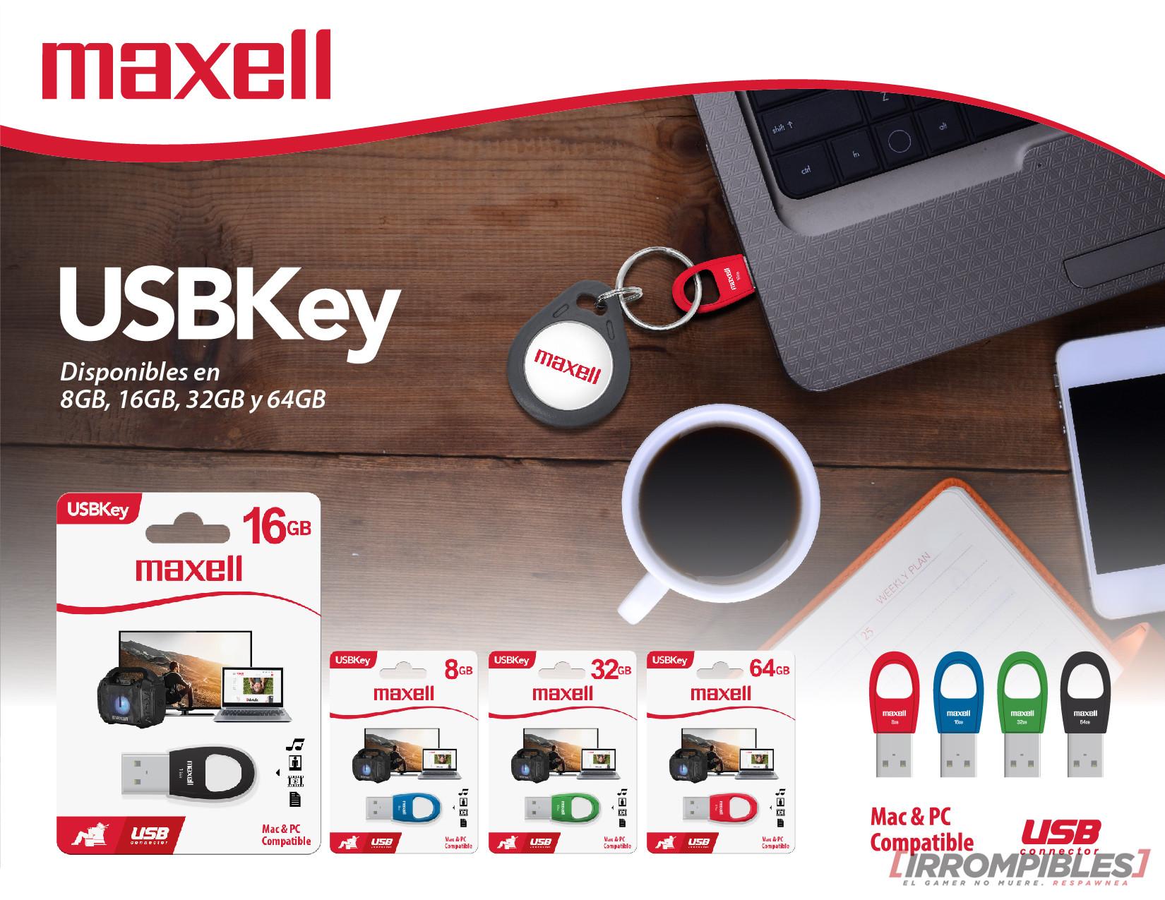 Maxell USBKey