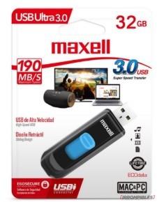 Maxell USB Ultra 3.0