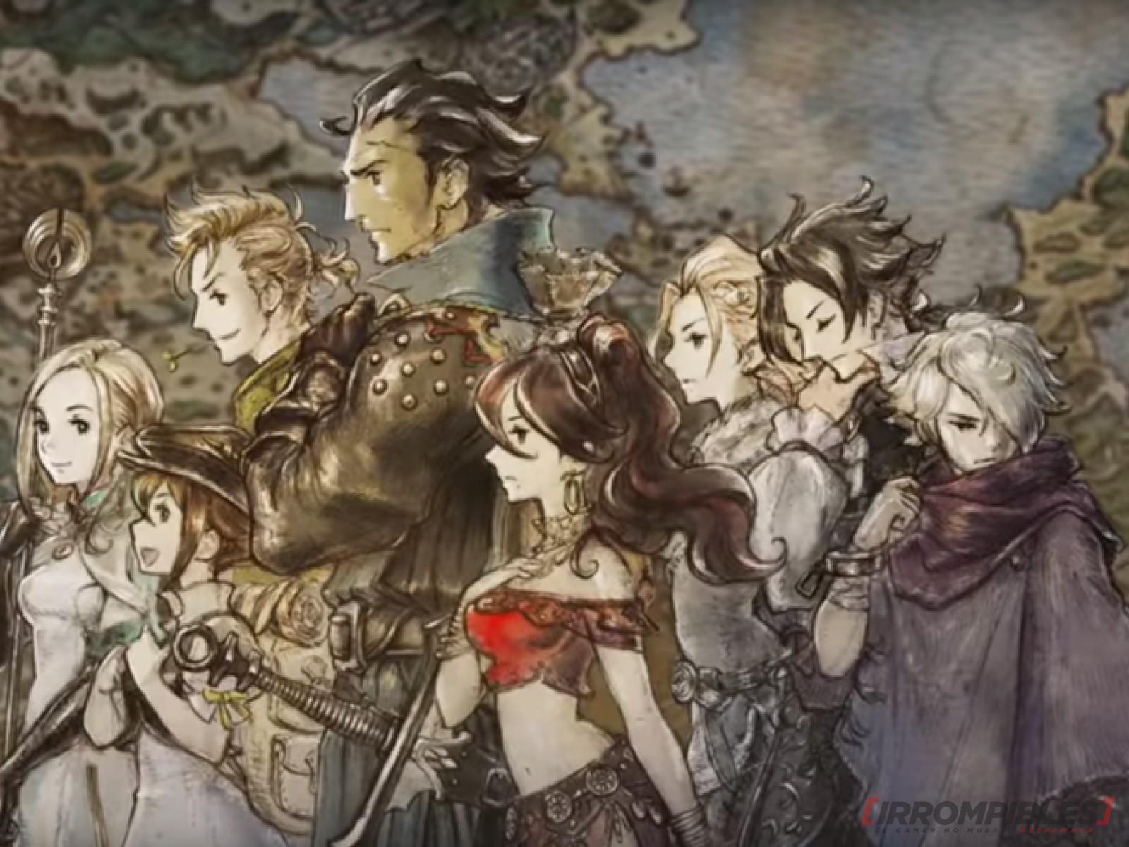 Square Enix Octopath