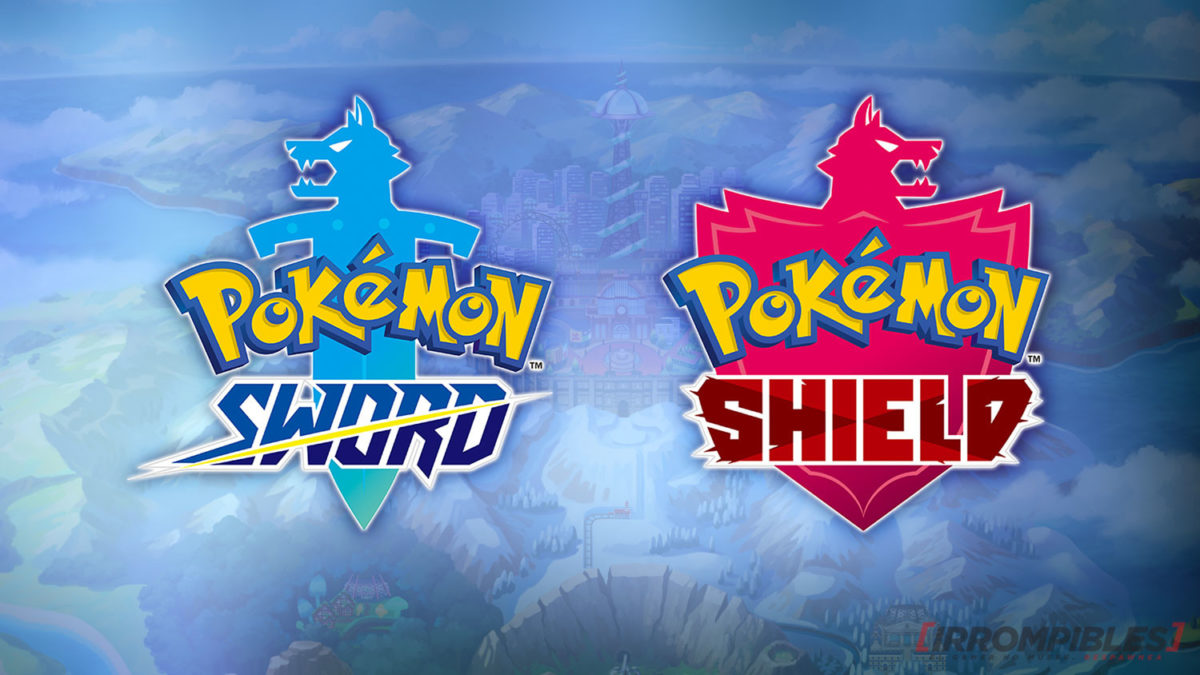 Pokémon Sword - Pokémon Shield logo