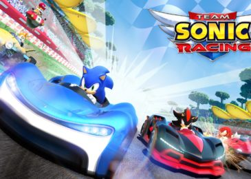 Team Sonic Racing [REVIEW]