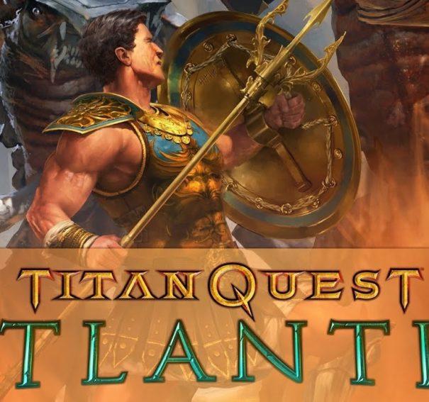 Titan Quest: Atlantis (DLC) [REVIEW]