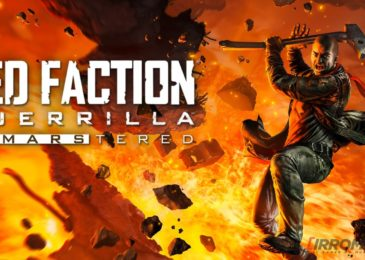 Red Faction: Guerrilla Re-Mars-tered [REVIEW] Versión Switch