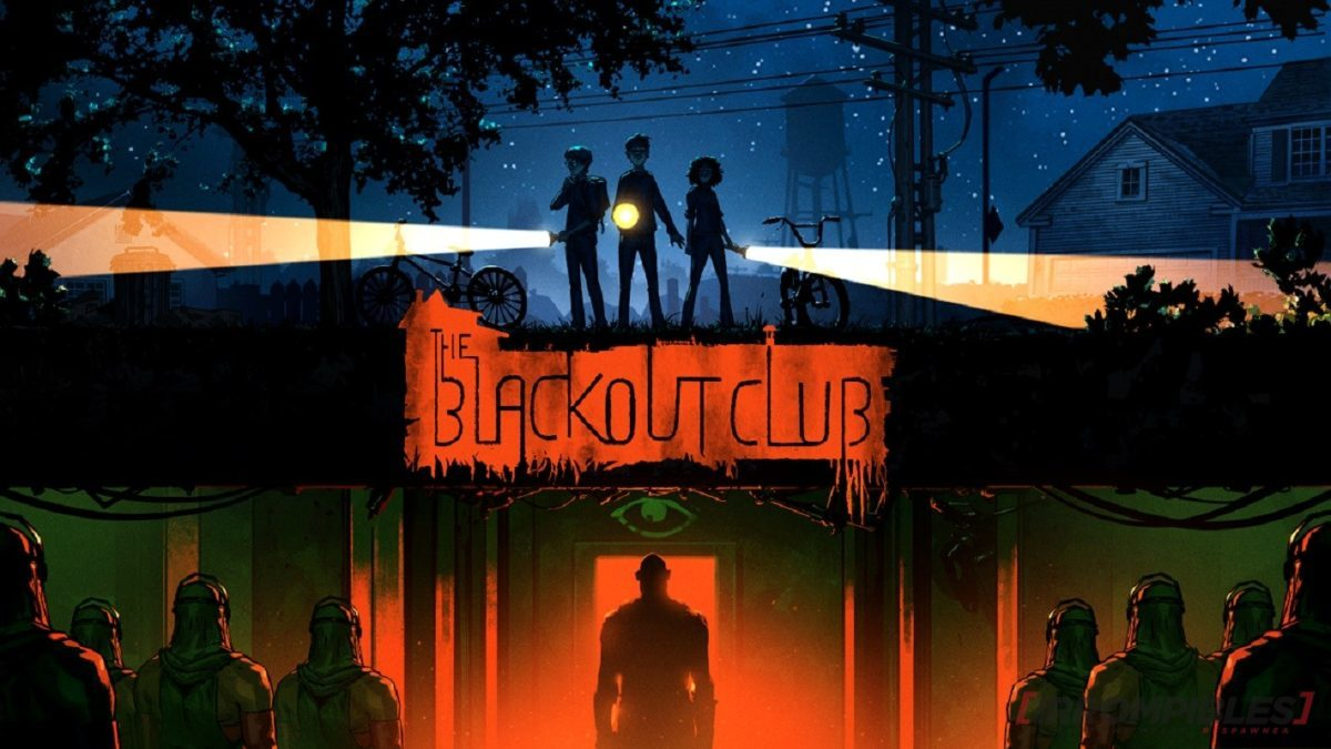The blackout club portada