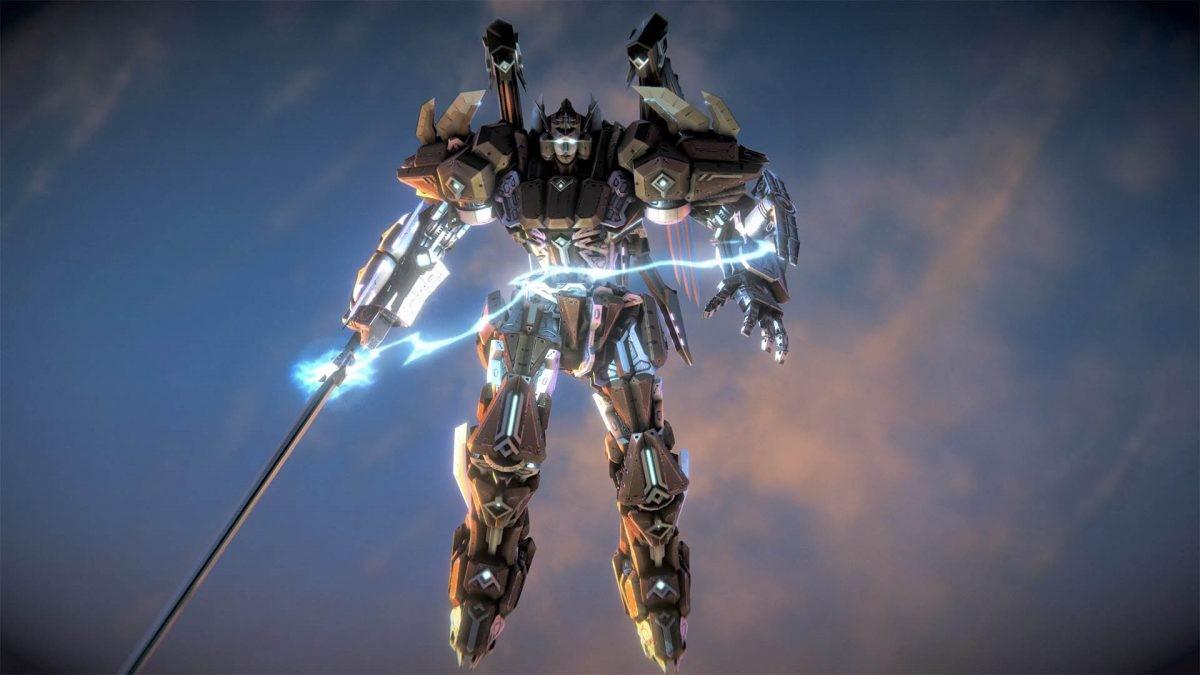 War Tech Fighters espada