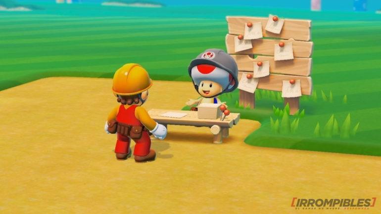 imagen Super Mario Maker 2