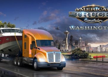 American Truck Simulator: Washington (DLC) [REVIEW]
