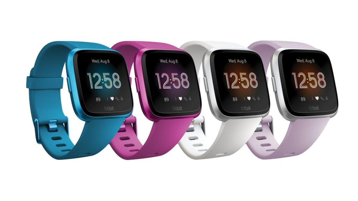 Fitbit Versa Lite modelos