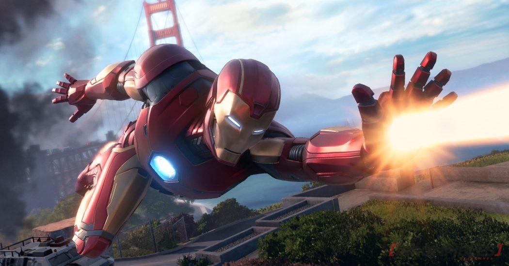 Marvel's Avengers gameplay [NOTICIAS]
