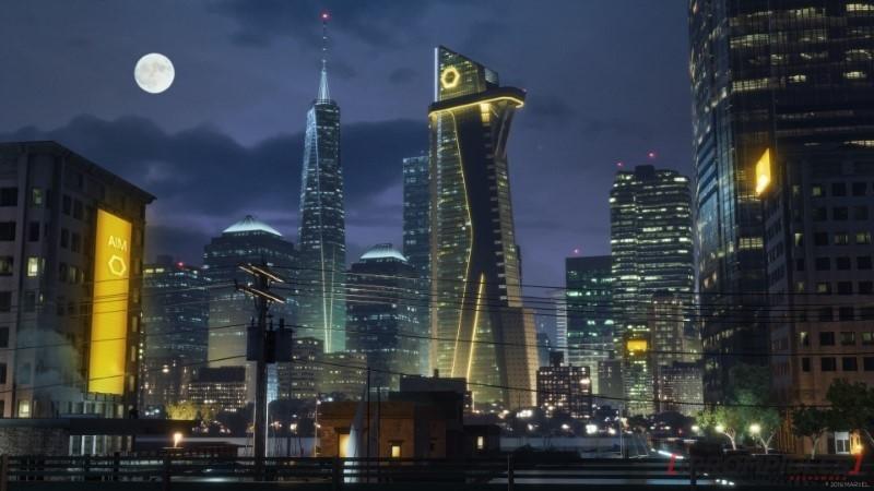 Marvel's Avengers gameplay Base