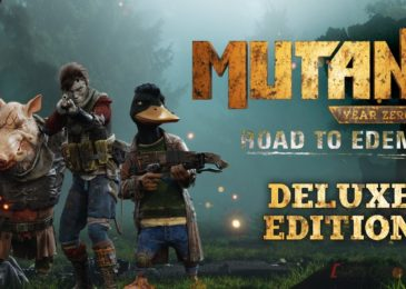 Mutant Year Zero – Deluxe Edition – Analizamos la versión de Switch