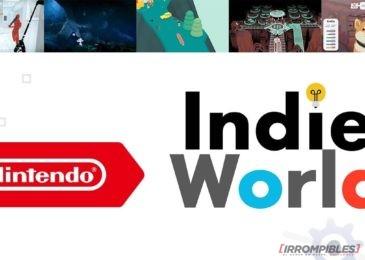 [GAMESCOM 2019] Nintendo Indie World
