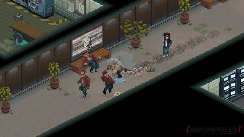 Stranger Things 3: The Game retro