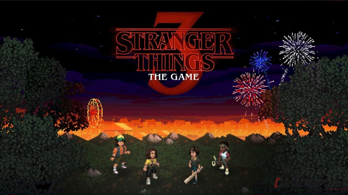 Stranger Things 3 The Game head