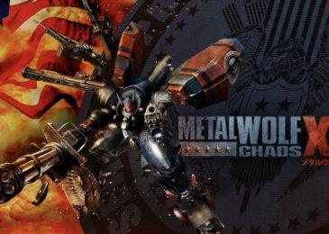 Metal Wolf Chaos XD [REVIEW]