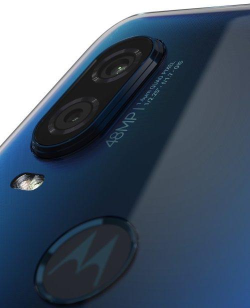 motorola one vision quad core