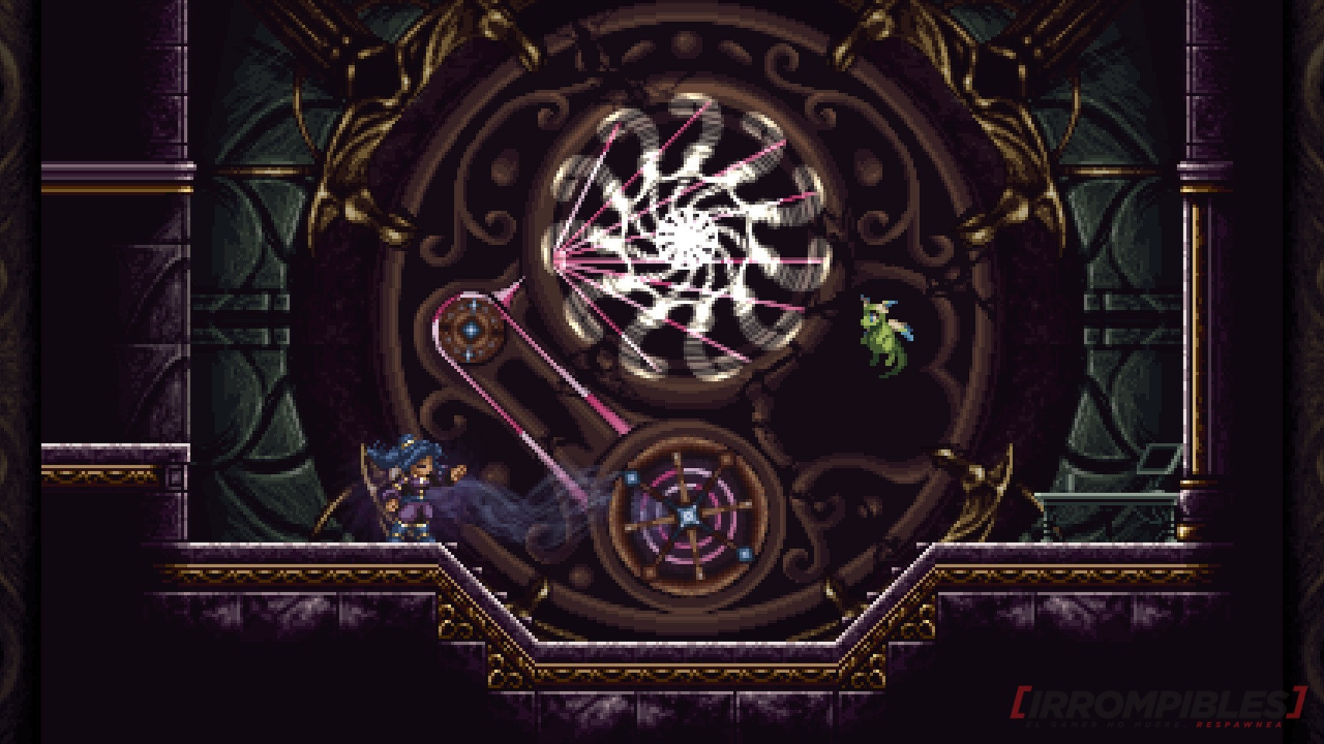 Timespinner coso