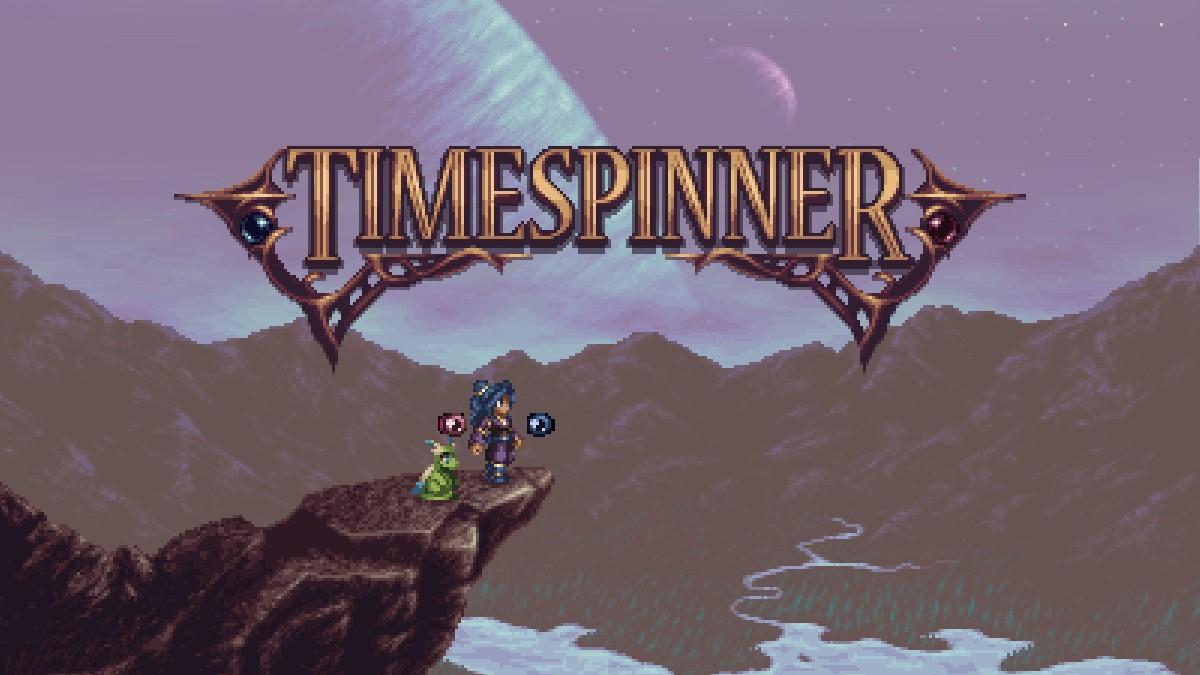 Timespinner head