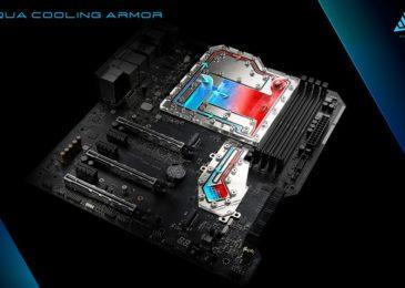 ASRock presenta X570 AQUA