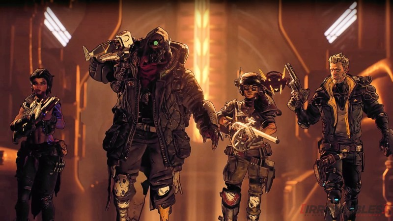 Borderlands 3 VAULT HUNTERS