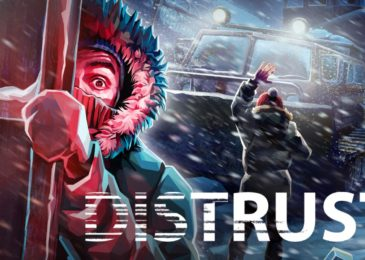 Distrust [REVIEW]