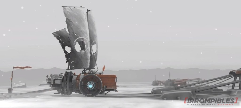 FAR: LONE SAILS ship