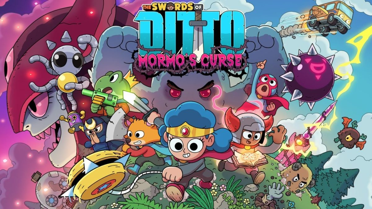 The Swords of Ditto: Mormo's Curse caratula