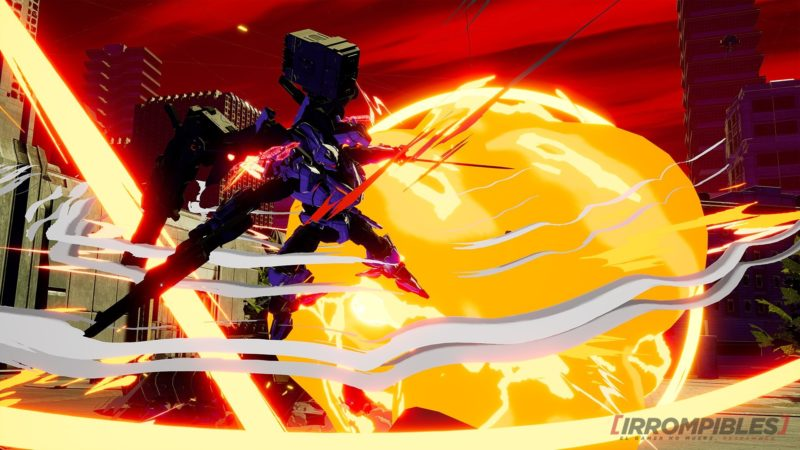daemon x machina battle