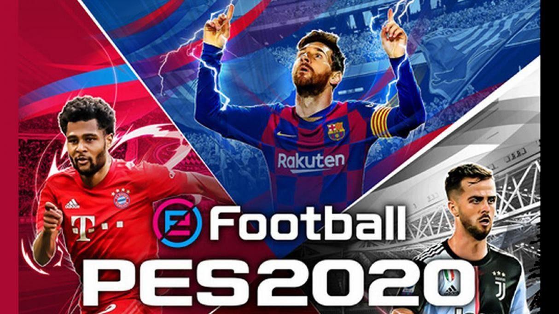 eFootball PES 2020 PORTADA